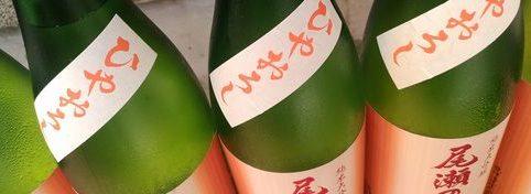 ひやおろし日本酒TOP